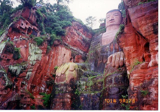 楽山大仏の画像 p1_33